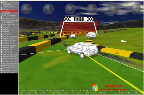 Screenshot 3D Rad Windows 7