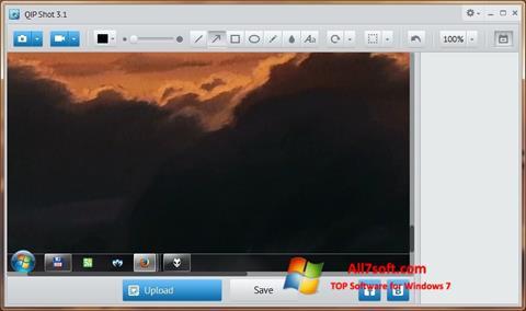 Screenshot QIP Shot Windows 7
