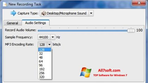 Screenshot SMRecorder Windows 7