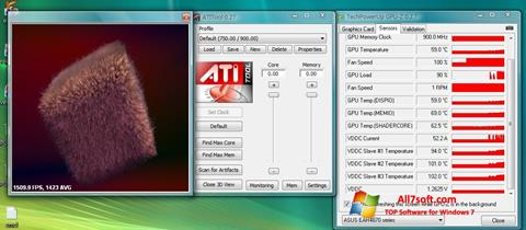 Screenshot ATITool Windows 7