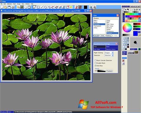 Screenshot Pixia Windows 7