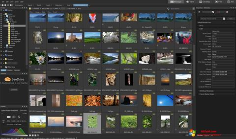 Screenshot ACDSee Pro Windows 7