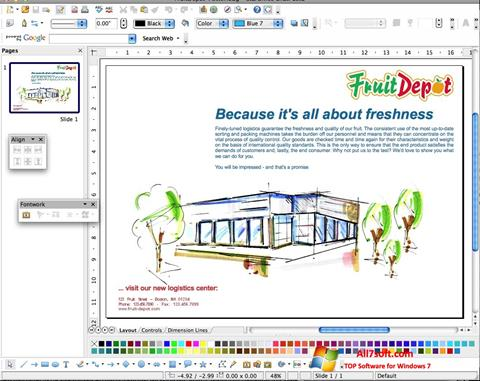 Screenshot Apache OpenOffice Windows 7