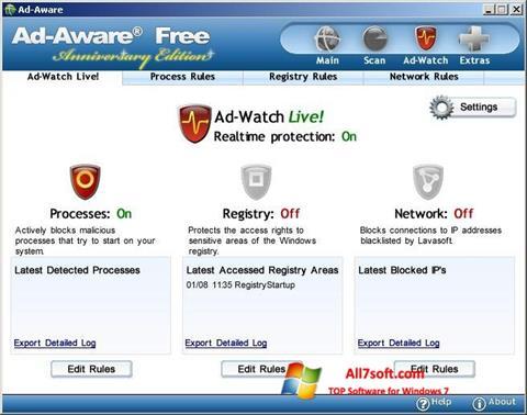 Screenshot Ad-Aware Free Windows 7