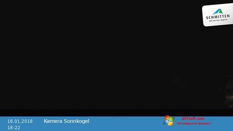 Screenshot Live WebCam Windows 7