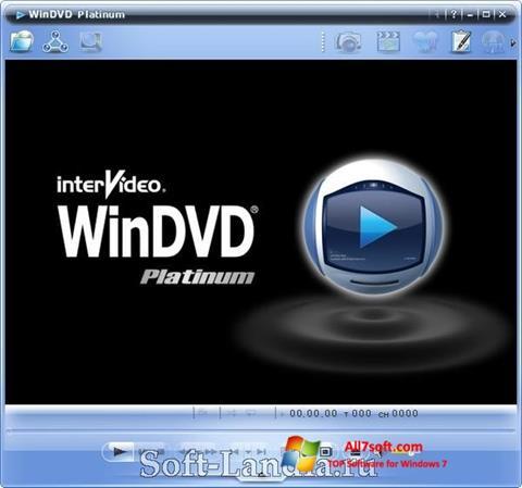 Screenshot WinDVD Windows 7