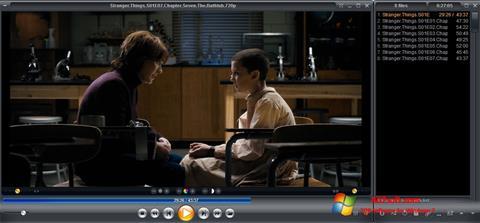 Screenshot Zoom Player Windows 7