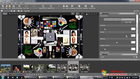 Screenshot ViewNX Windows 7