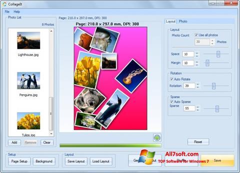 Screenshot CollageIt Windows 7
