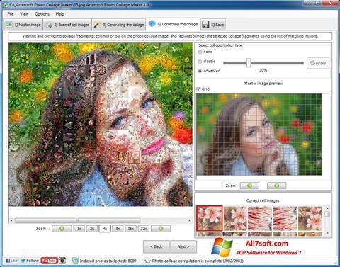 Screenshot Photo Collage Maker Windows 7