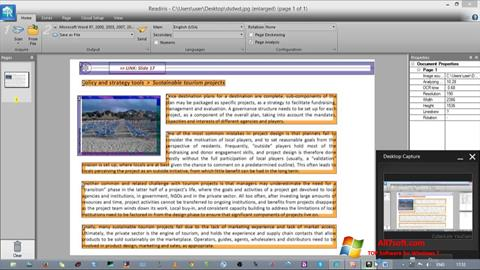 Screenshot Readiris Pro Windows 7