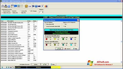 Screenshot ScanTool Windows 7