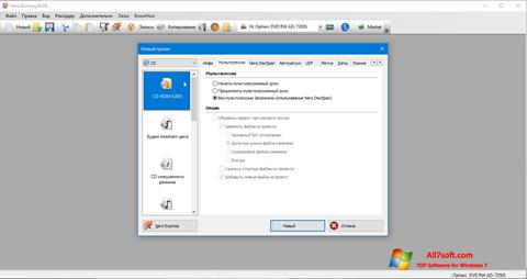 Screenshot Nero Windows 7