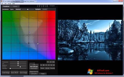 Screenshot 3D LUT Creator Windows 7