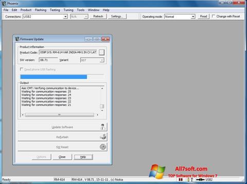 Screenshot Phoenix Windows 7
