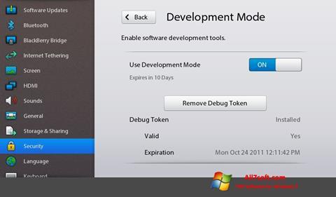 Screenshot Adobe AIR Windows 7