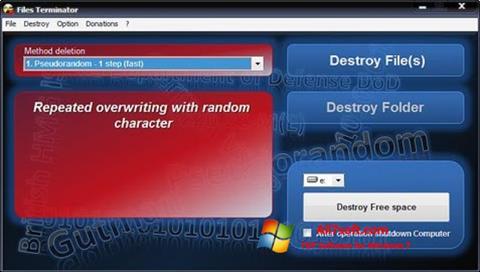 Screenshot Files Terminator Windows 7