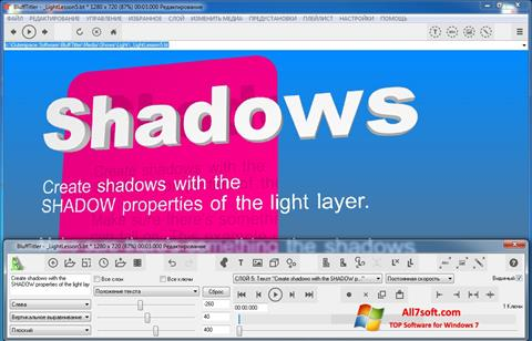 Screenshot BluffTitler Windows 7