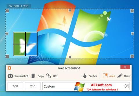 Screenshot ScreenShot Windows 7