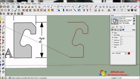 sketchup for windows 7 32 bit